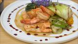 Salmon & Shrimp A La Christophe