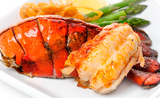Broiled Lobster Tail with Garlic Butter