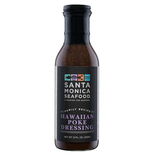 Hawaiian Poke Dressing