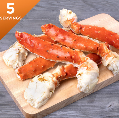 King Crab Legs - Crab Cook Out