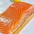 Atlantic salmon fillet on a cedar plank
