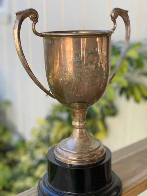 English angling trophy