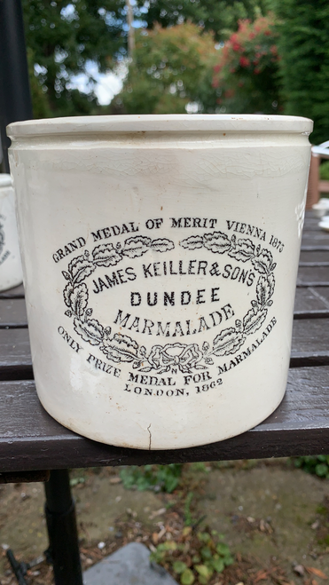 Scarce Four Pound Keiller-Reserved-Sold