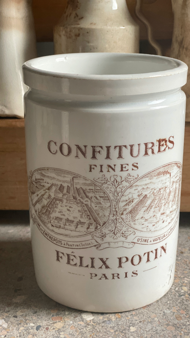 Felix Potin two pound confiture