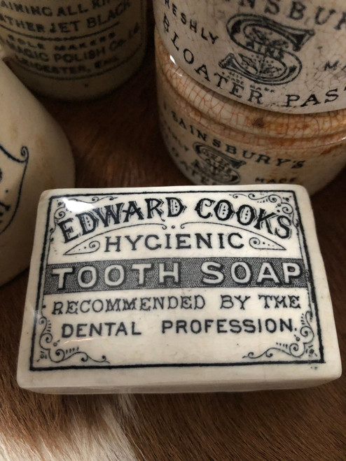 Cook's Tooth Soap Reserved-Sold