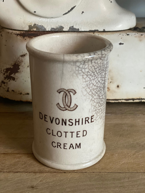 Devonshire clotted cream