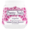 Pretty Nails Regular Instant Nail Polish Remover 8 oz
