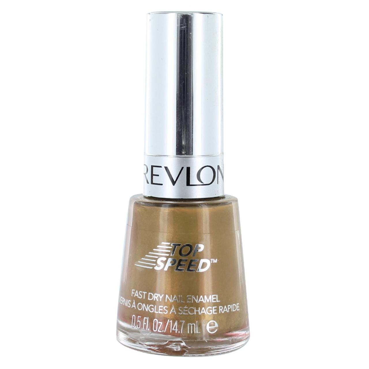 Revlon Top Speed Fast Dry Nail Enamel, .5oz - BuyMeBeauty.com