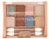 Maybelline ExpertWear Eye Shadow 8 Shades, Beach Glass