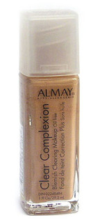 Almay Clear Complexion Blemish Healing Oil Free Makeup