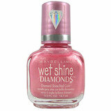 Maybelline Wet Shine Diamonds Nail Color, 0.5 oz.