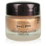 Loreal HIP High Intensity Pigments Liquid Highlighter, .40 oz.