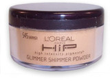 Loreal HIP High Intensity Pigments Glimmer Shimmer Powder, .09 oz.