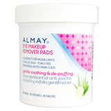 Almay Soothing & De-Puffing Gentle Eye Makeup Remover Pads, 80 ct.