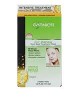 Garnier Skin Renew Dark Spot Treatment Mask 6 ct