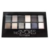 Maybelline 12-Pan Eyeshadow Palette - The Smokes