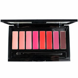 Maybelline 8-Pan Lip Color Palette