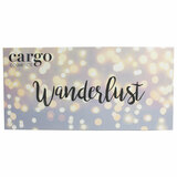 Cargo Cosmetics WANDERLUST 12-Pan Eye Shadow Palette