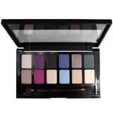 Maybelline 12-Pan Eyeshadow Palette - The Graffiti Nudes