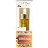 Loreal Age Perfect Hydra-Nutrition Facial Oil SPF 30, 1.0 fl oz