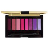 Loreal La Palette Lip 8-Pan Lipcolor Palette, Plum