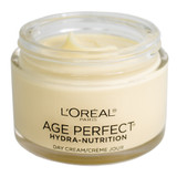 Loreal Age Perfect Hydra-Nutrition Nourishing Moisturizer Day Cream BONUS SIZE, 2.55 fl oz