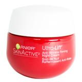 Garnier Skin Active Ultra-Lift Anti-Wrinkle Firming Night Cream 1.7 oz