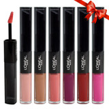 Loreal Infallible Pro-Last 2-Step Lipcolor 6-Pack