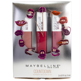 Maybelline Countdown SuperStay Matte Ink Lip 3-Piece Kit