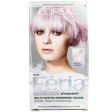 Loreal Feria Smokey Pastels Multi-Faceted Shimmering Color - P12 Smokey Lavender