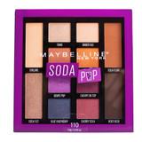 Maybelline 12-Pan Eyeshadow Palette - Soda Pop