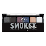 NYX Smokey Fume Eye Shadow Palette