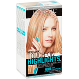 Loreal Touch on Hightlights - H90 Iced Champagne