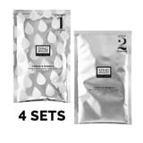 Erno Laszlo White Marble Bright Face Mask, 4 Two-Phase Mask Sets