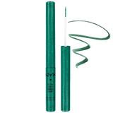 NYX Glam Liner Aqua Luxe Liquid Waterproof Eyeliner - 02