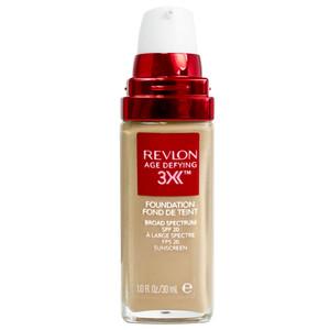 399da06729f Revlon Age Defying 3X Foundation SPF 20