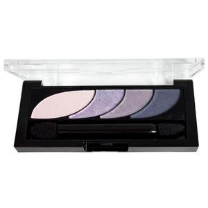 Glam'Eyes HD Quad Eyeshadow Palette - English Oak by Rimmel #9