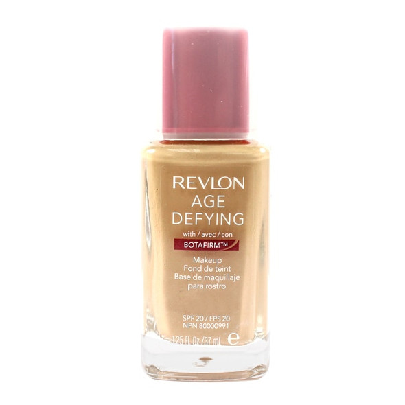 Revlon Age Defying Makeup with Botafirm for All Skin Types, 1.25 oz.