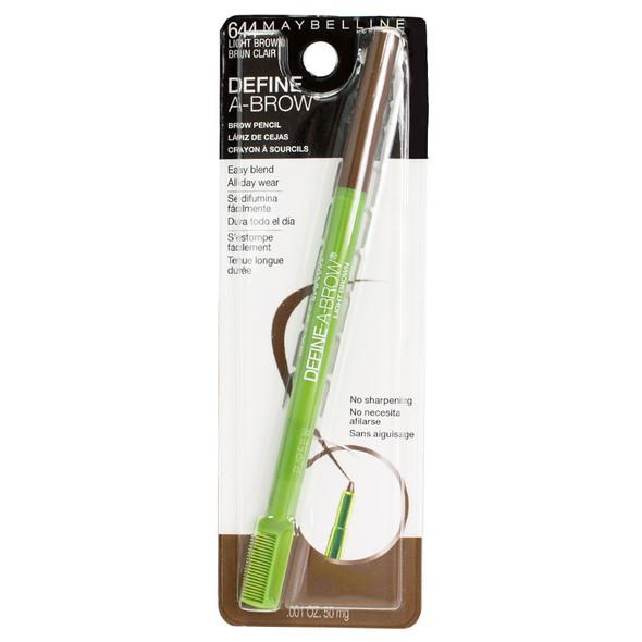 Maybelline Define-A-Brow Eyebrow Pencil