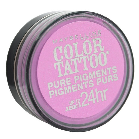 Maybelline Color Tattoo Pure Pigments Loose Powder Eyeshadow