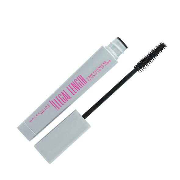 Maybelline Illegal Length Fiber Extensions Mascara
