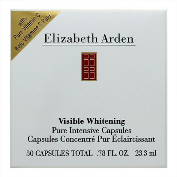 Elizabeth Arden Visible Whitening Pure Intensive Capsules 50 Count