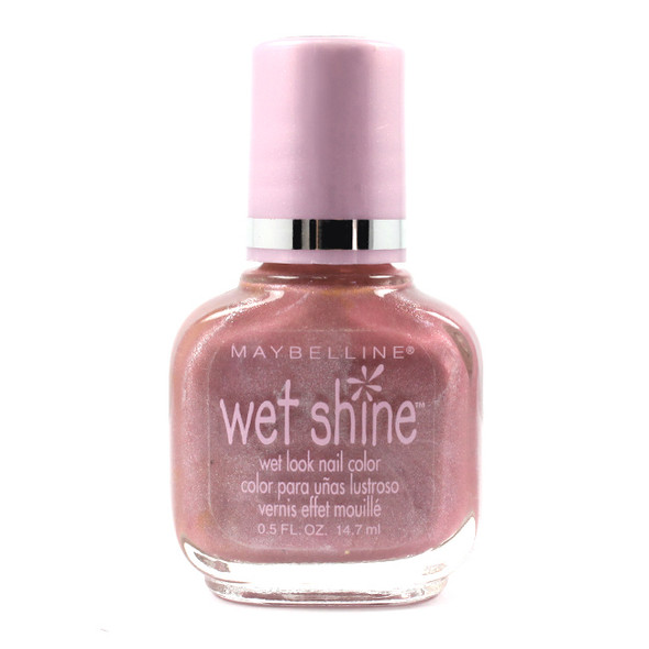 Maybelline Wet Shine Wet Look Nail Color