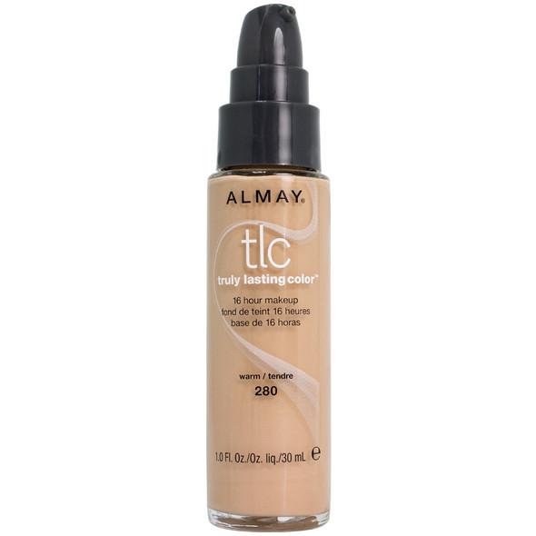 Almay TLC Truly Lasting Color 16 Hour Makeup, 1 fl. oz.