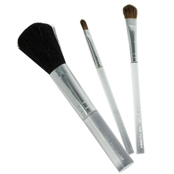 Jerome Alexander 3 Piece Brush Set with Dome Brush