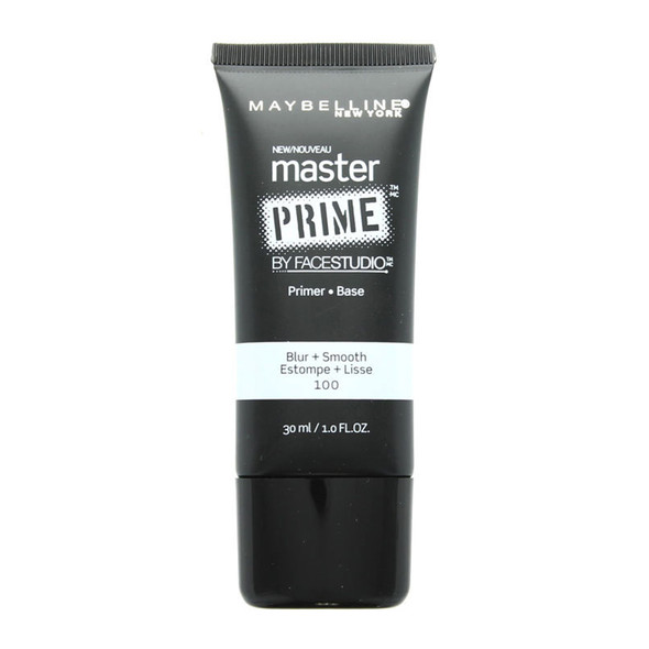 Maybelline Face Studio Master Prime Face Primer - 100 Blur + Smooth