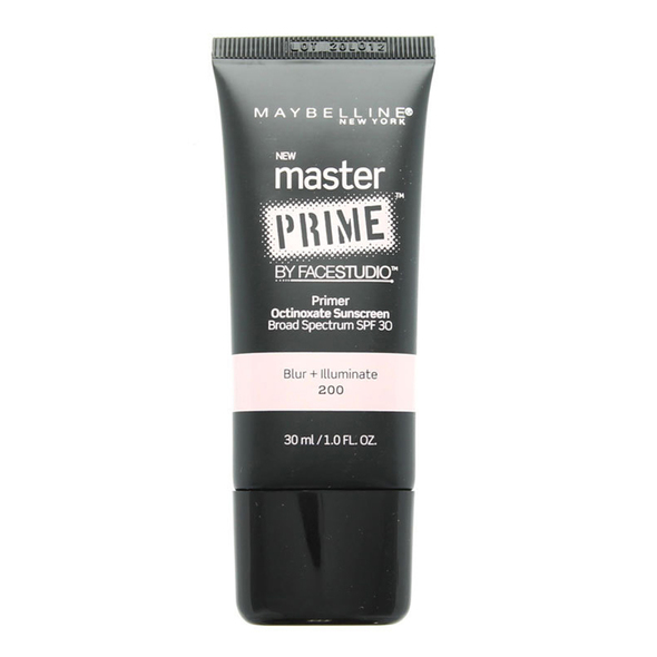 Maybelline Face Studio Master Prime Face Primer - 200 Blur + Illuminate