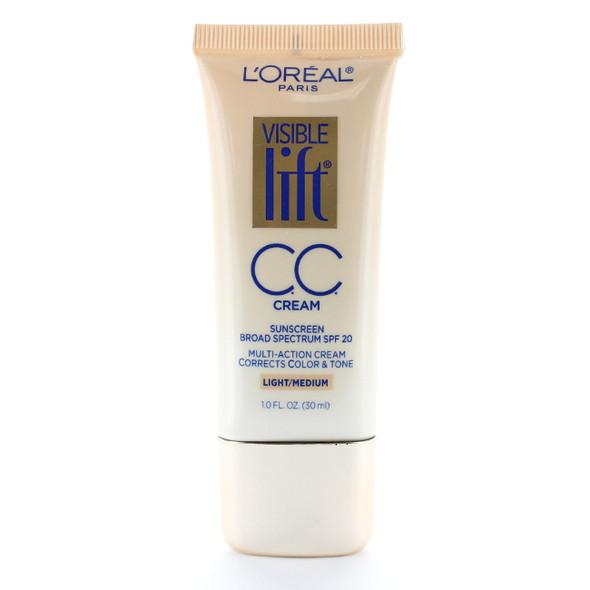 L'Oreal Visible Lift CC Cream SPF 20