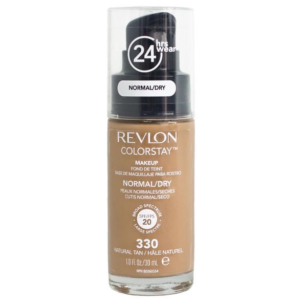Revlon ColorStay Makeup PUMP, Normal/Dry Skin SPF 20