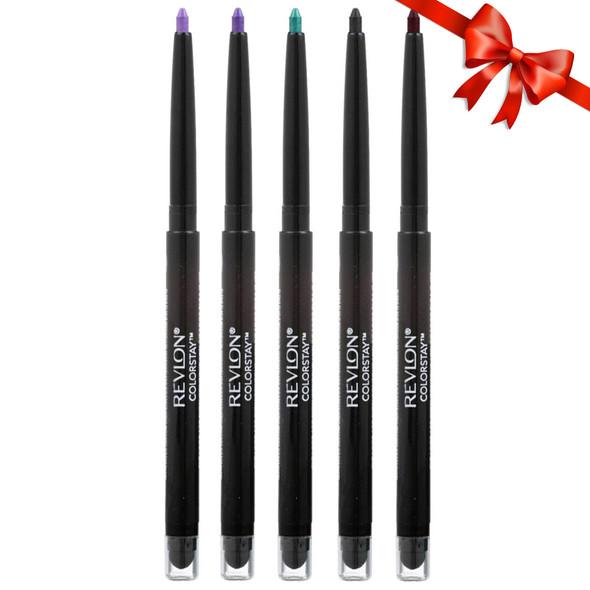 Revlon Colorstay Eyeliner 5-Pack